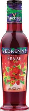 Клубничный сироп Vedrenne Fraise