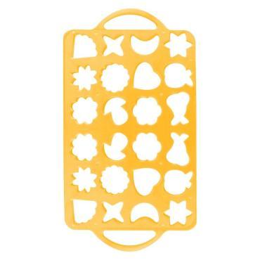 Форма для печенья Мультидом Ассорти 24 фигурки
