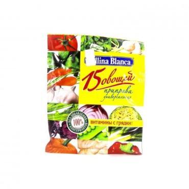 Приправа универсальная 15 овощей Gallina Blanca, 75 гр., сашет