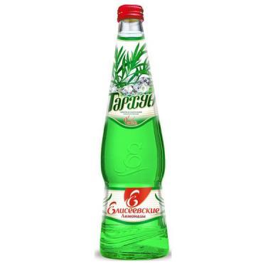 Газированный напиток Елисеевская Тархун