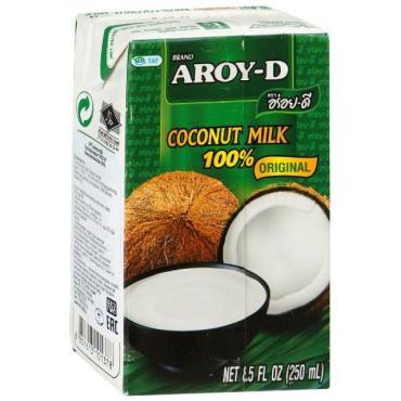 Молоко AROY-D кокосовое