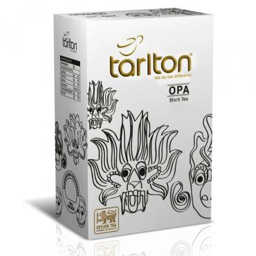 Чай Tarlton Opa цейлонский черный крупнолистовой