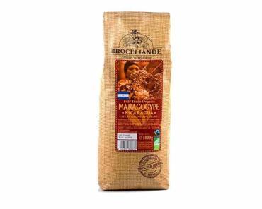Кофе Brocelliande Марагаджип Никарагуа