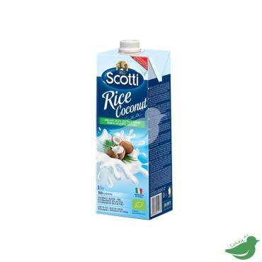 Напиток RISO Scotti  рисовый цельнозерновой