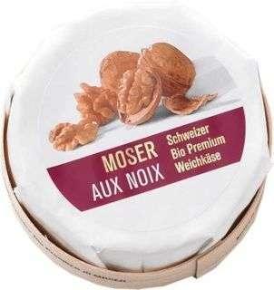 Сыр Moser с грецкими орехами 50%