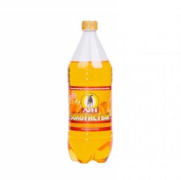 Газированный напиток Аян Золотистый апельсиновый