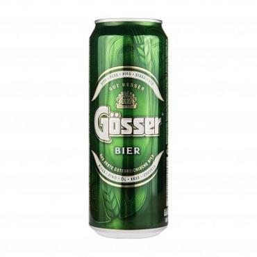 Пиво светлое пастеризованное Gosser