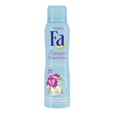 Дезодорант FА спрей Летние моменты