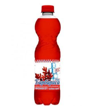Напиток Lemonade city безалкогольный сильногазированный Барбарис