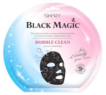 Маска для лица Shary Black Magic
