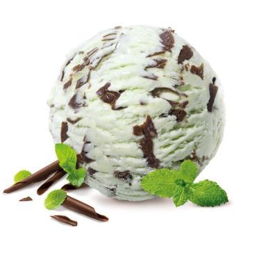 Мороженое Лоток Mint Chocolate, Movenpick, 2,4 л.