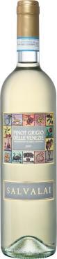 Вино белое сухое Salvalai Pinot Grigio delle Venezie DOC, 750 мл., стекло
