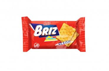 Крекер, Nefis Briz, 32 гр., флоу-пак