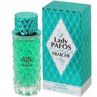 Туалетная вода Lacoste Lady pafos, 100 мл., стекло