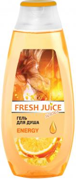 Гель для душа Fresh Juice Energy