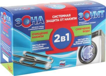 Чистящее средство Чистый мир Эона + Эонит Для удаления накипи и смягчения воды в стиральных машинах