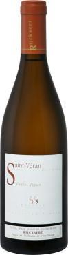 Вино 13 % 2017 года выдержанное сухое белое Domaine Rijckaert Saint - Veran Vieilles Vignes, Франция, 750 мл., стекло