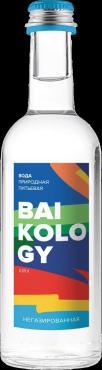 Вода природная питьевая негазированная Байкал-Инком Baikology, Россия, 275 мл., стекло