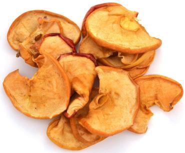Яблоко сушеное Золотой урожай, 200 гр., пластиковый пакет