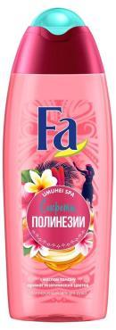 Гель для душа Fa Umuhei SPA Секреты полинезии, 250 мл., пластиковая бутылка