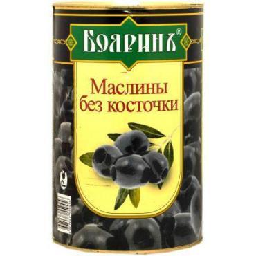 Маслины без косточки Бояринъ