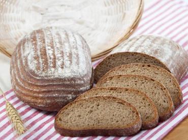 Хлеб Bonape Рижский новый