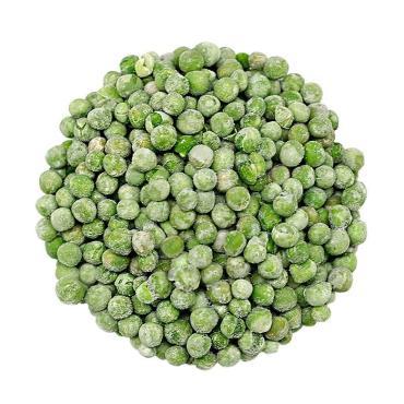 Зеленый горошек, 1 кг., пластиковый пакет