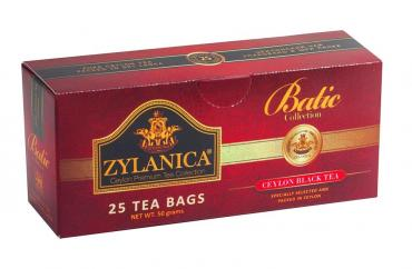 Чай черный Zylanica Batik Design 25 пакетов