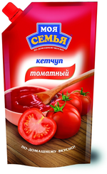 КЕТЧУП МОЯ СЕМЬЯ ТОМАТН. 1/330  Д/П