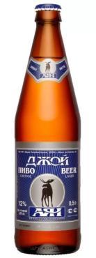 Пиво Аян Джой светлое 5,3%