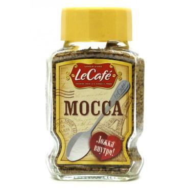Кофе Le Cafe Mocca растворимый сублимированный