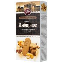 Печенье Хлебный спас Имбирное с корицей 240 гр.