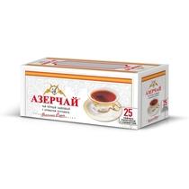 Чай черный Azercay tea С бергамотом 25 пакетов
