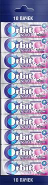 Жевательная резинка Orbit White Bubblemint 136 г.
