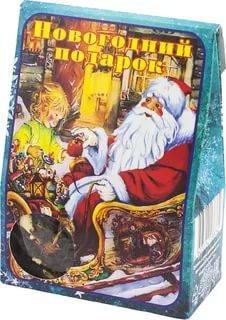 Чай Дольче Вита Новогодний подарок черный с добавками