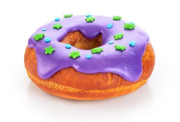 Смесь для пончиков сладкая Nord, 1 кг., картонная коробка