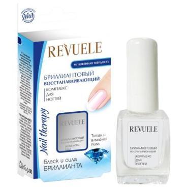 Комплекс для ногтей Revuele Бриллиантовый восстанавливающий