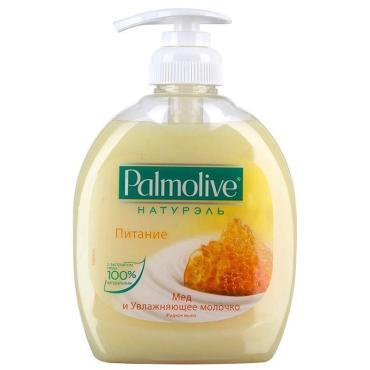 Мыло жидкое Palmolive Натурэль Питание Молоко и Мёд