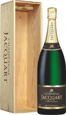 Шампанское «Шампань Жакарт Брют Мозаик Жеробоам», Франция