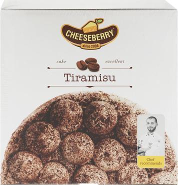 Торт Cheeseberry Тирамису