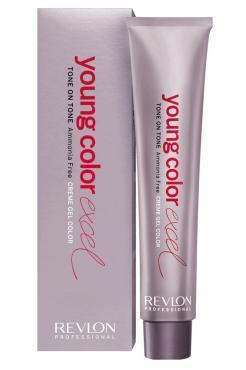 Краска для волос Revlon Professional Young Color Excel - 6-64 Медно-Красный