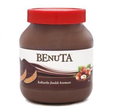 Шоколадно-ореховая паста Benuta
