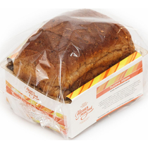Хлеб БКК Тысяча Зерен, 200 гр., Пластиковая упаковка