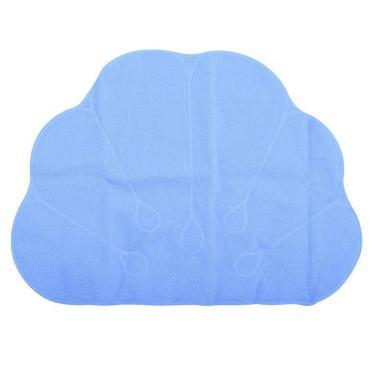 Подушка для ванны Мультидом Фантазия махровая 41х30см. 2 цвета