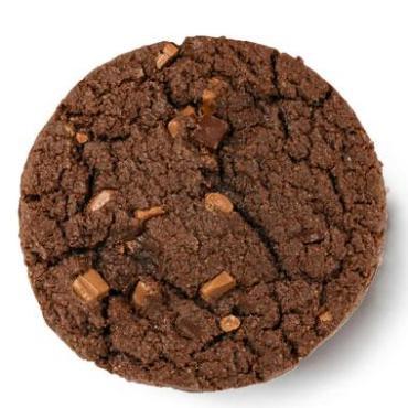 Печенье Куки Тройной Бельгийский Шоколад Лакшери, DAWN, 76 гр., ПЭТ