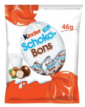 Конфеты Ferrero Kinder Schoko Bons
