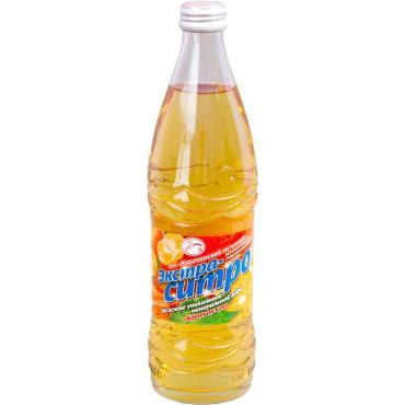 Напиток Карачинский источник Экстра-ситробезалкогольный сильногазированный