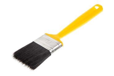 Кисть для эмалей с пластиковой ручкой 50*14 Hammer Flex 237-018, 50 гр.