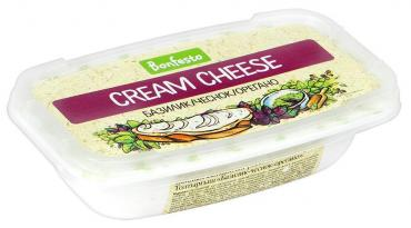 Сыр Кремчиз мягкий базилик чесно орегано