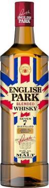 Виски купажированный 40% English park, 100 мл., стекло